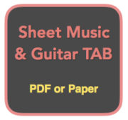 Sheet Music & TAB