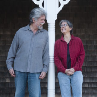 Cindy Kallet & Grey Larsen, as a duo