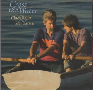 Cross the Water Cover